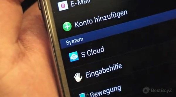 S Cloud se deja ver en el Galaxy Note II, integración con Dropbox incluida (en vídeo)
