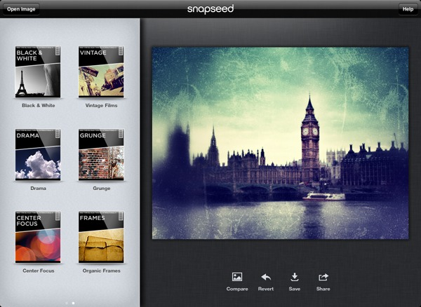 Google compra Nik Software, creadora de Snapseed