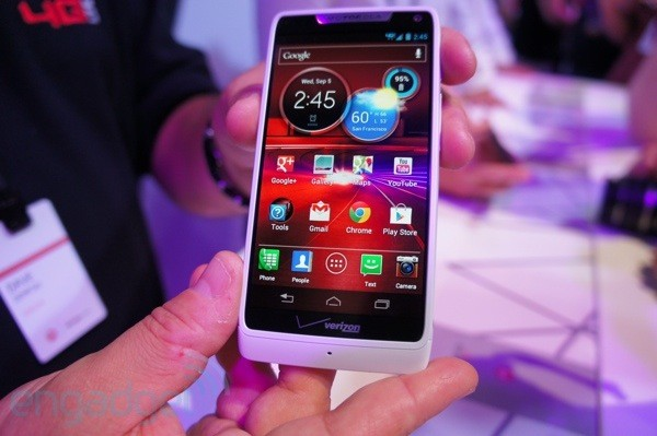 Motorola RAZR M: Snapdragon S4 a 1,5 y pantalla qHD de 4,3 pulgadas para bolsillos un poco ms apretados
