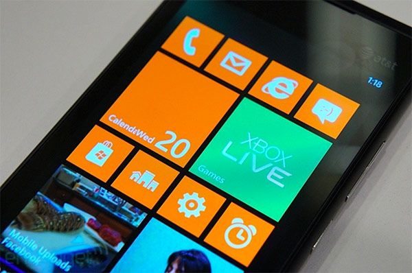 La actualizacin a Windows Phone 7.8 llegar oficialmente a finales de enero