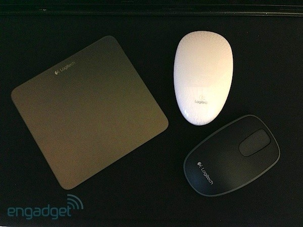 logitech ratones windows 8 touchpad