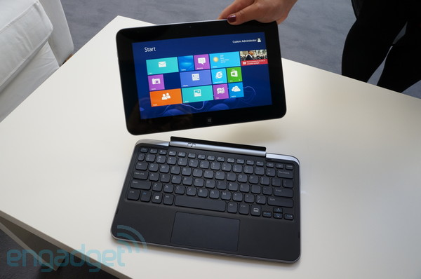 Dell XPS 10, un tablet con pretensiones de laptop desde 569 euros - Impresiones