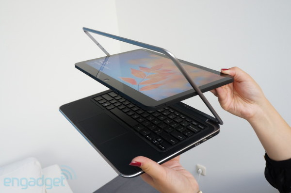 Dell XPS Duo 12 - Impresiones del ultrabook contorsionista que quiso ser tablet