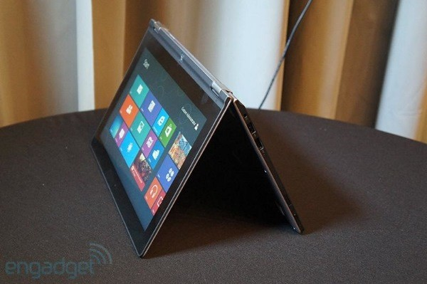 Lenovo anuncia el IdeaPad Yoga 11 ARM con Windows RT