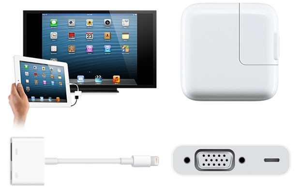 Lightning a HDMI y VGA Apple Store