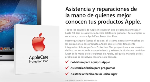 Apple despierta el inters de la Comisin Europea por su forma de vender el programa AppleCare