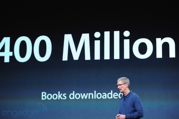 Apple anuncia una nueva versin de iBooks con desplazamiento de pgina continuo y otras opciones