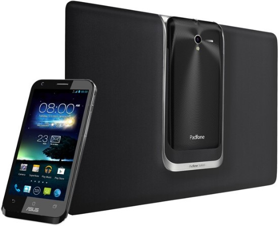 ASUS PadFone 2 oficial: NFC, chip quad core y un tablet ms ligero (Actualizacin: Precios en euros)