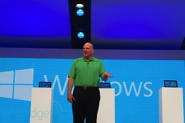 Ballmer: Windows 8 ha vendido cuatro millones de actualizaciones en sus primeros cuatro das