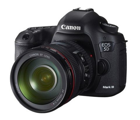 Canon anuncia un nuevo firmware para la EOS 5D Mark III (no disponible hasta abril del 2013)