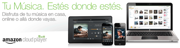 amazon mp3 cloud player españa