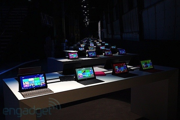 Surface hasta el infinito... y ms all
