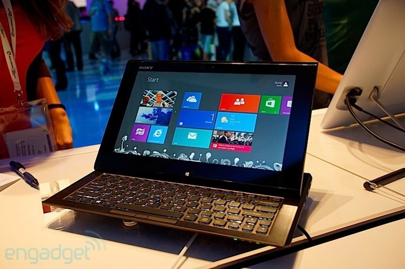 Sony VAIO Duo 11: A la venta este mes por 1.200 euros