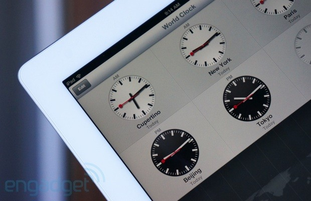 Apple licencia el reloj de SBB y Mondaine Watch Group para seguir usndolos en iOS 6