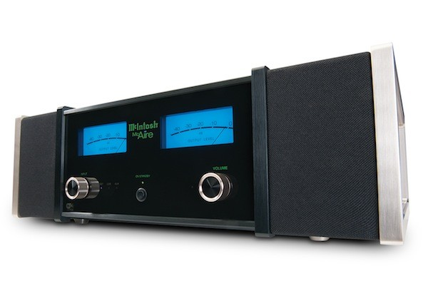 McIntosh McAire trae audio inalmbrico AirPlay a sistemas de sonido de alta calidad