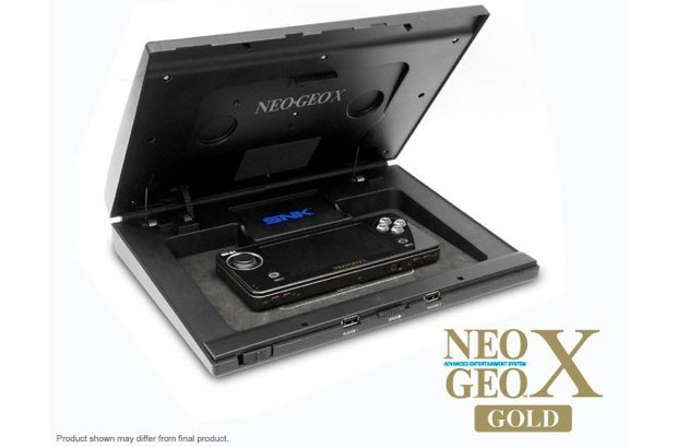 NeoGeo X llegar a Europa en diciembre por 199 euros