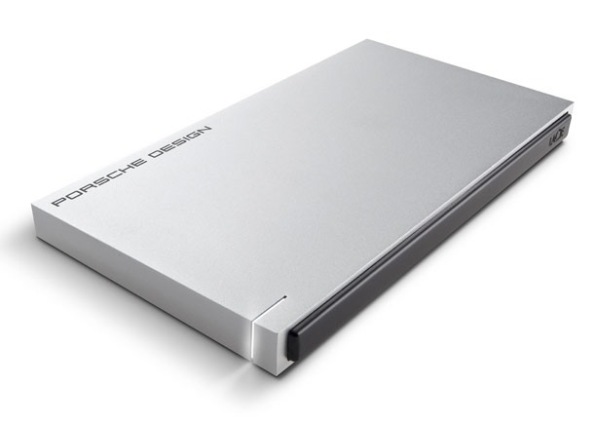 LaCie pisa el acelerador con su P'9223 Slim SSD, diseada por Porsche Design