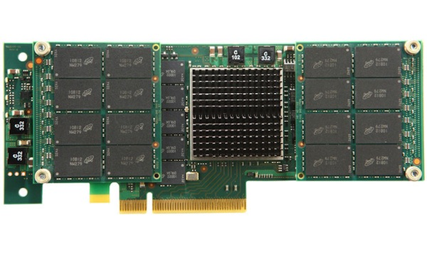 SSD  PCI Express Micron RealSSD P320h analizada con resultados mixtos