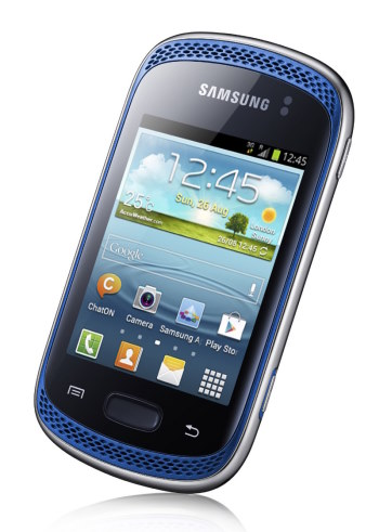 Samsung Galaxy Music: El terminal fiestero para los no tan exigentes
