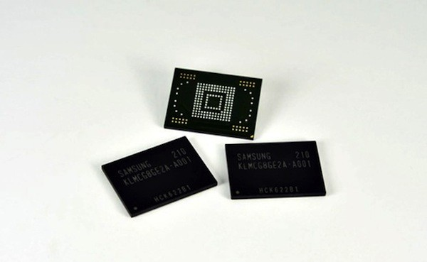 Samsung proporciona a Linux un sistema de archivos para almacenamiento NAND flash