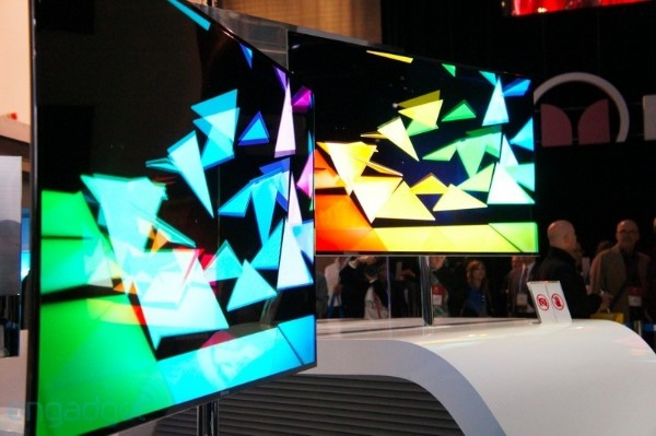 Samsung y LG no comenzaran la produccin en masa de televisores OLED hasta 2013