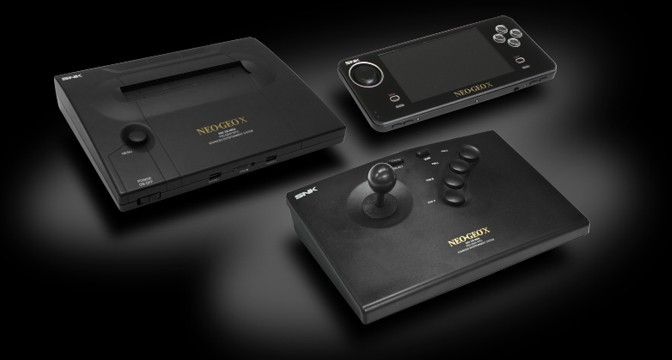 Neo Geo X disponible en forma de 