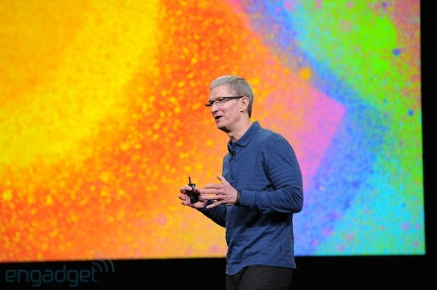 Tim Cook la suelta: Surface es un producto 