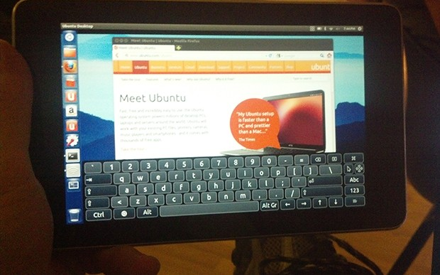 Ubuntu aterriza en el Nexus 7 con el instalador de 