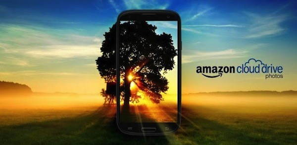 Amazon anuncia una aplicación de Cloud Drive Photos para Android