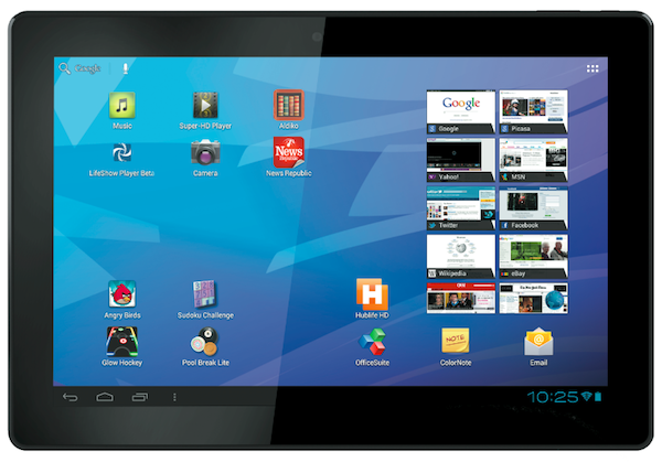 archos familypad