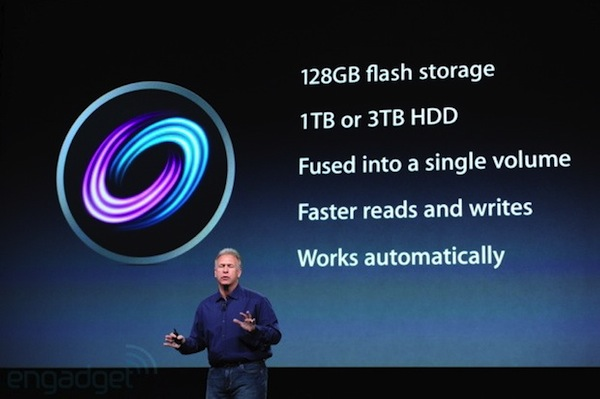 Fusion Drive tambin funciona en Mac antiguos