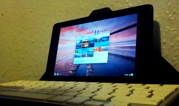 Chromium OS portado a un Nexus 7 (vdeo)