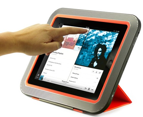 ORA, una base para el iPad con ocho altavoces para dar la nota