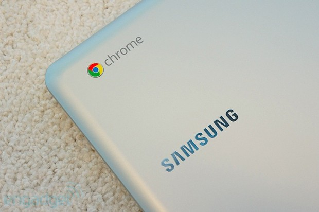 Asoman los benchmark de un Chromebook corriendo... Ubuntu