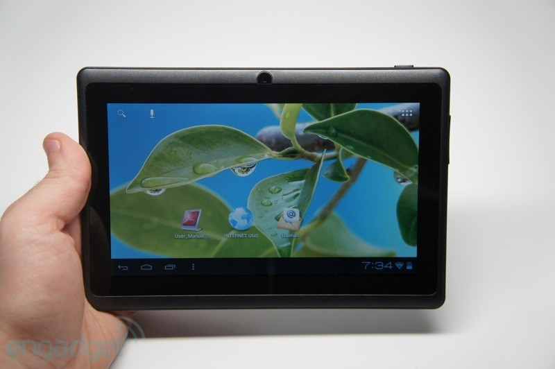 Aakash 2: un vistazo al tablet educativo de 40 dlares