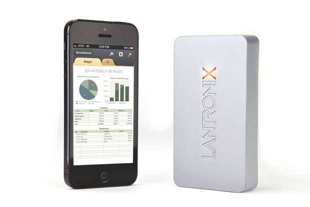 Lantronix xPrintServer Office Edition: Impresin inalmbrica para iOS en entornos empresariales