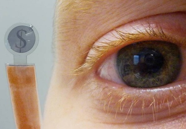 Cientficos belgas crean micropantallas circulares para lentillas de realidad aumentada