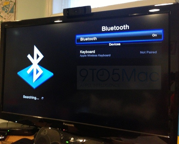 El último iOS beta del Apple TV activa la asociación con teclados Bluetooth