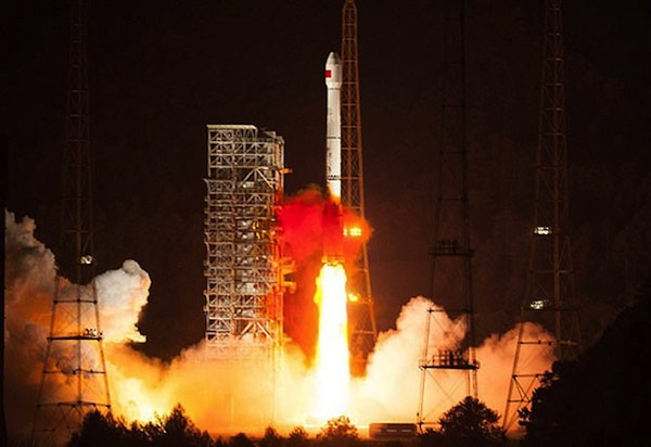 China activa el acceso pblico a Beidou, la competencia de GPS, en Asia oriental y Oceana