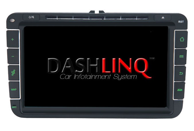 Ca-Fi anuncia su centro multimedia para automviles Dashlinq, con Android 2.3 y pantalla de 7 pulgadas