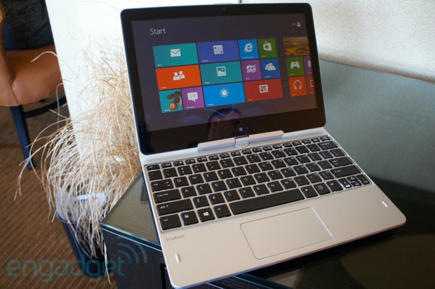 HP presenta el EliteBook Revolve, un convertible orientado al mundo de los negocios