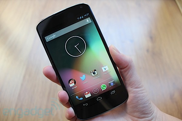 Google Nexus 4, anlisis
