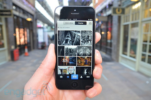 Yahoo actualiza su aplicacin de Flickr para iOS con suculentas mejoras