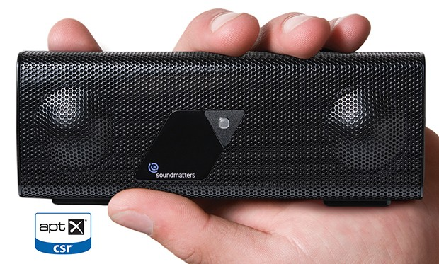 Soundmatter foxLv2 aptX: Un altavoz inalmbrico de 199 dlares