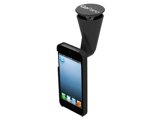 GoPano Micro ya disponible para iPhone 5 por 69 dólares