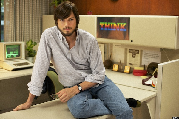 ashton kutcher steve jobs imagen oficial 