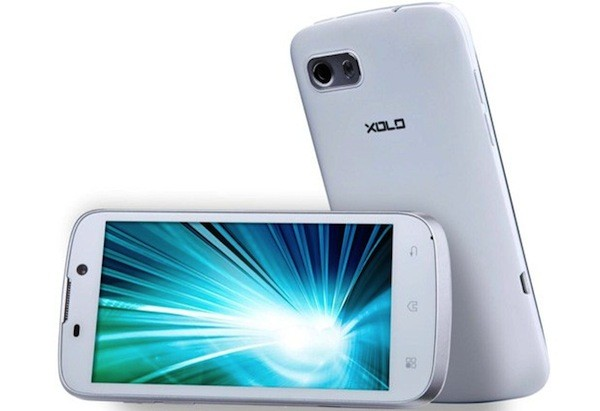 Lava Xolo A800 llega a India con precio econmico y soporte para dos tarjetas SIM