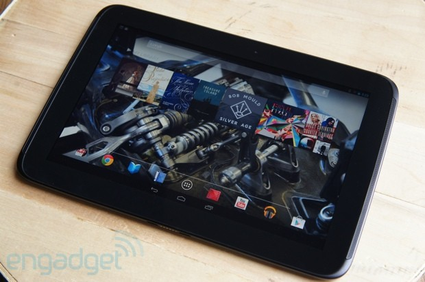Google Nexus 10 ya baila al son de CyanogenMod 10.1 gracias a una versin experimental