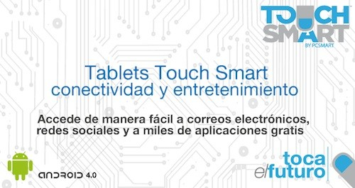 Medida cautelar prohíbe que HP use la marca TouchSmart en Colombia