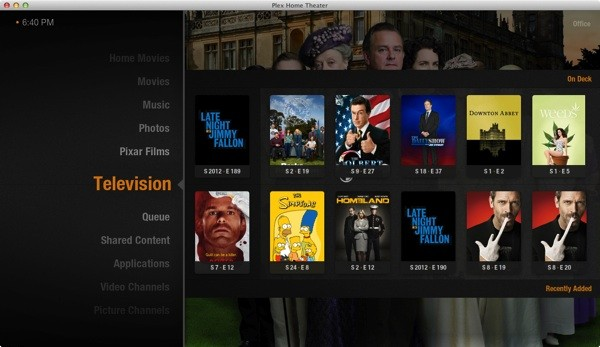 Plex actualiza su app desktop incorporando AirPlay y audio en HD